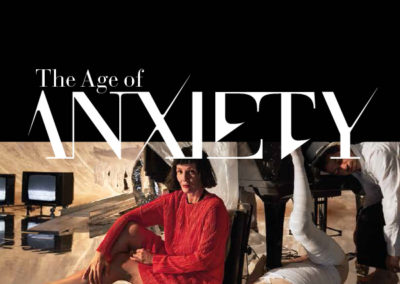 The Age of Anxiety | 2018